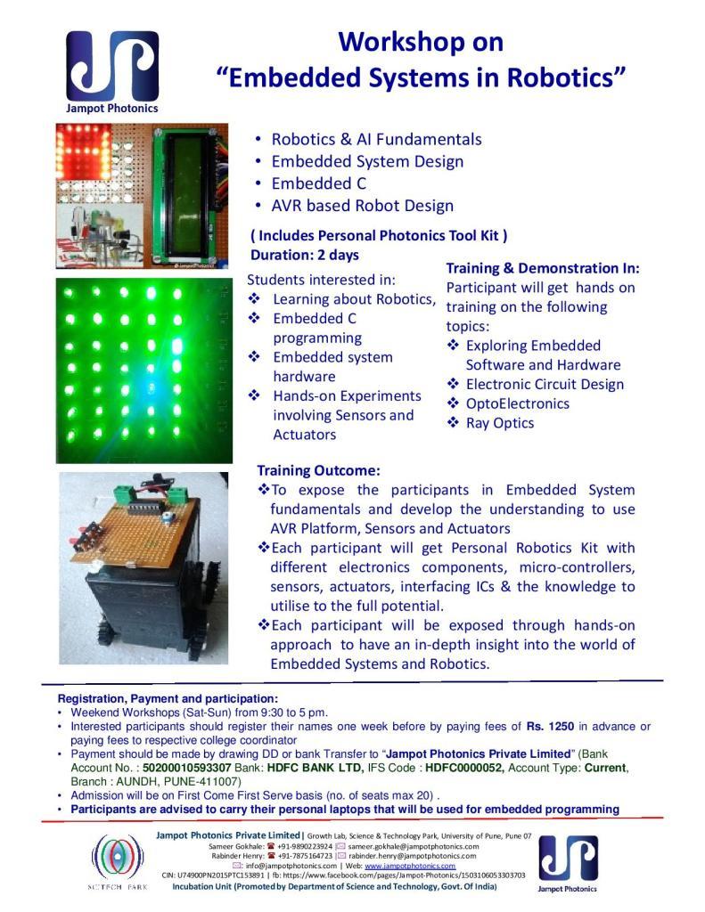 JampotPhotonics-2DaysHandson-Workshop-EmbeddedSystemInRobotics-page-001