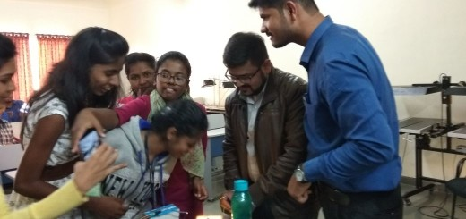 Workshop @ Skill Development Center