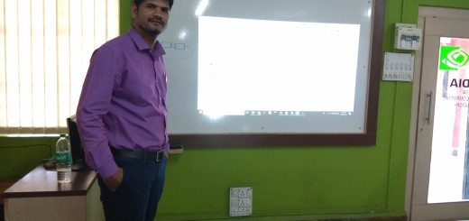 First Photonics Workshop at MIT, Pune